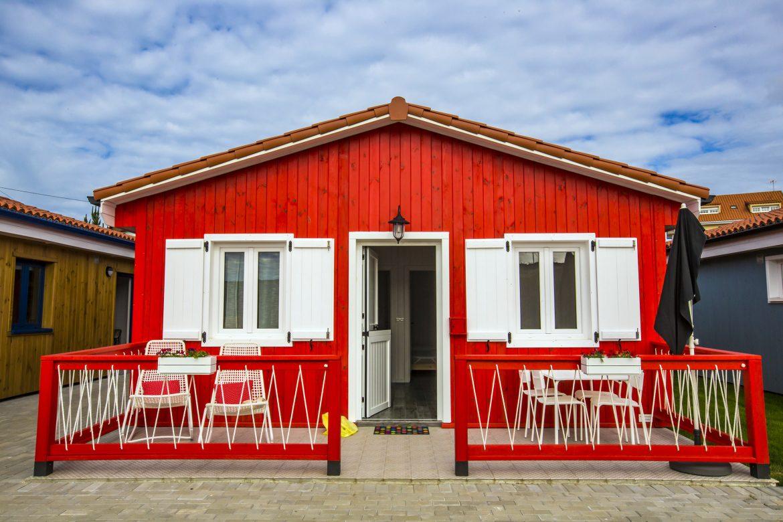 Cabana Vermella